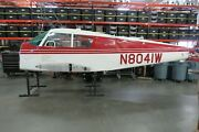 Piper Pa-28-180 Fuselage Assy W/bill Of Sale Airworthinesslog Booksdata Tag