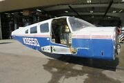 Piper Pa-32rt-300t Fuselage W/ Bill Of Sale Data Tagand Log Books