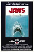 Jaws Poster Print 11 X 17 Inches