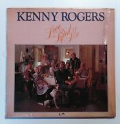 1976 Kenny Rogers Love Lifted Me 12 Vinyl 33 Lp Country Music Record Album