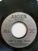 1970 Barbara And The Uniques There It Goes Again Vinyl 45 Arden Records Rare