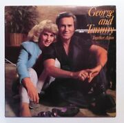 1980 George Jones And Tammy Wynette Together Again Vinyl Lp Record Classic