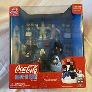 Cocacola Drivein Diner With Sound Figure New Japan