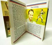 Vintage Pat Summeralland039s All Time Great Sports Stars Collection Book No. 2