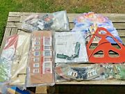 1988 Sears Disney World Town Square Play Set In Box