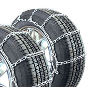 Titan Tire Chains S-class Snow Or Ice Covered Road 4.5mm 165/70-15
