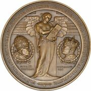 1929 Lateran Pacts Medal. Conciliation Between Church And State. Rr.