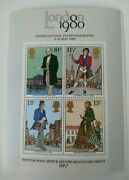 Stamps - London Stamp Exhibition - Second Series Of Minature Sheets - May 1980