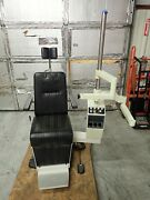 Marco 1201 Combination Optometry Exam Chair And Stand With Foot Switch