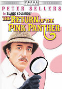 The Return Of The Pink Panther Dvd, 2006, Focus Features Spotlight Series - Wid