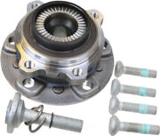 Axle Bearing And Hub Assembly-awd Front Skf Br930929k