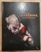 God Of War 3 Iii Ultimate Edition Official Strategy Guide Hardcover Bradygames