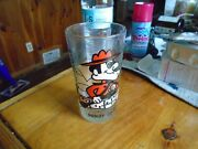 Vintage Pepsi Collector Glass Dudley Do-right