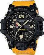 [casio] Watch G-shock Mad Master Radio Solar For 6 Stations In The World Gwg-100