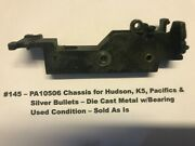 American Flyer Original Part- Pa10506 Steam Loco Chassis 145