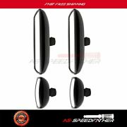 For 2003-15 Freightliner M2 Main+ Wide Angle Rearview Mirrors Black Heated 2pcs