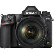Nikon D780 Dslr Camera With 24-120mm Lens