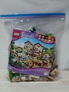 Lego Friends 3185 Summer Horse Riding Camp 99 Complete W/ Instructions No Box