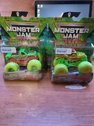 2020 Spin Master Monster Jam 164 Two - Zombie Invasion Series 2