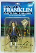Benjamin Franklin Action Figure Accoutrements Outfitters Of Popular Culture