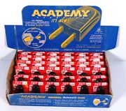 Vintage Store Display With Nos Antique Academy Products Lamp Cord Plugs Bakelite