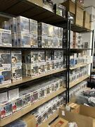 Funko 6 Pack Lot Guaranteed Value + Exclusives And Cons Only