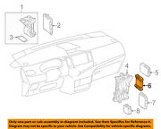 Toyota Oem 13-17 Sienna Electrical-computer 8911108012