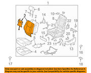 Toyota Oem 03-05 4runner Front Seat-cushion Cover-top Back Right 710733g280b0