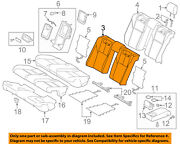 Toyota Oem 16-18 Avalon Rear Seat-seat Cover-top Back 7107707140b1