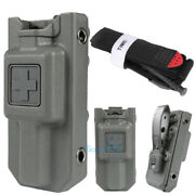 Tourniquet Rapid One Hand Application And Holder Holster Emergency Survival