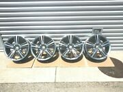 Audi Oem Wheels, 8.5 X 20 Et45 Brand New In The Box. 1895.00 Fits A6 12-18