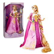 Rapunzel Limited Edition 17 Doll Tangled 10th Anniversary Disney Store In Hand