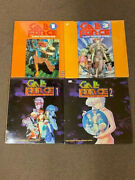 Gall Force 4 Laserdisc Set Us Version Us Manga See Description For Condition