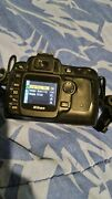 Nikon D50 Camera With 2 Batteries And Charger