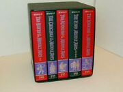 The Story Of The Middle Ages The Folio Society Box Set - Illustrated 5 Volumes