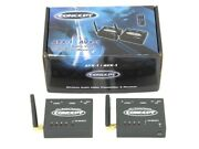 Concept 2.4 Ghz Wireless Audio Video Transmitter And Receiver