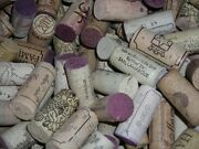 Multi Listing Used Natural Wine Corks No Synthetic 100/200/300/400 Crafts
