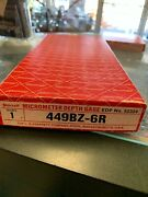 Starrett 449bz-6r Micrometer Depth Gage With Non-rotating Blade Machinist Tool