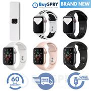Apple Watch Series 5 ⌚ Nike And Sport Aluminum 40mm 44mm Wifi / 4g ✨ Brand New