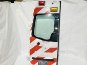 Left Back Door Assembly W/ Ambulance Small Damage See Pic Oem 2010 Sprinter 2500