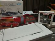 Gmp 1993 Ford Mustang Cobra Red 1/18 Diecast Four 4 Piece Set New