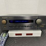 B And K Reference 50 - Pre Amplifier - Serviced - Cleaned - Tested - With Remote