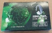Decipher Star Trek First Contact Booster Box Limited Edition Expansion Set