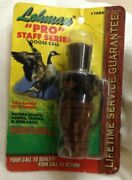 Vintage Lohman Neosho, Mo 1600 Pro Staff Series Goose Call Nos In Package
