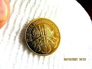 Gem Brilliant Uncirculated 2009 Austria 25 Euro Vienna Philharmonic Gold Coin