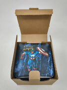 Marvel Masterpieces Collectors Tin Series 1 Limited 1993 Skybox Sealed Shipper