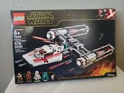 Lego Star Wars 75249 Resistance Y-wing Starfighter New + Free Shipping