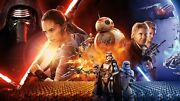 New Star Wars Movies Poster Print Canvas Free Shipping