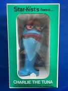 Product People Star-kist's Famous Charlie The Tuna 7 Vinyl Toy Brand New In Box
