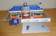 Lionel 85185 Renz Hobby Shop Train Layout Accessory O Gauge Plug Play Operating